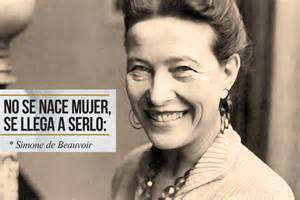 Filósofa Simone de Beauvoir