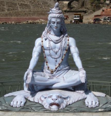 Shiva o la masculino divino